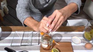 La cáscara de huevo, o cómo fortalecer las uñas en casa (¡en 4 pasos!) - Fuente de calcio