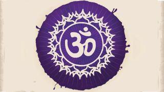 7 chakras o centros de energía del cuerpo - Sahasrara