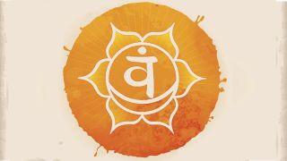 7 chakras o centros de energía del cuerpo - Swadhisthana