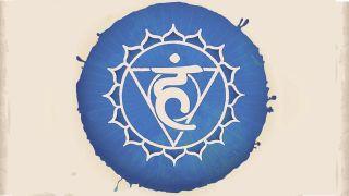 7 chakras o centros de energía del cuerpo - Vishuda