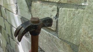 Colocar mesa plegable en el balcón paso 3
