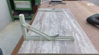 Ideas para hacer una mesa plegable para el balcón