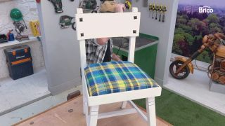 tapizar silla comedor paso 16