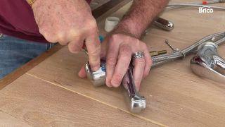 arreglar grifo que gotea monomando paso 1