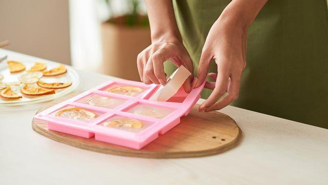 Cómo reutilizar los restos del jabón de manos