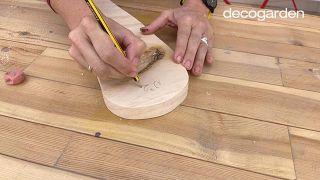 Cómo hacer cuadros de madera para la pared - Paso 5