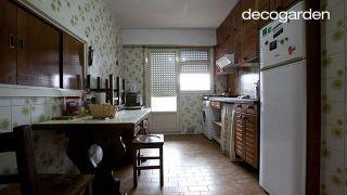 Actualizar la cocina reutilizando muebles - Paso 1
