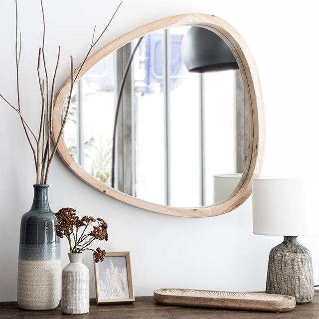 Espejo con forma irregular AJAM de Maisons Du Monde
