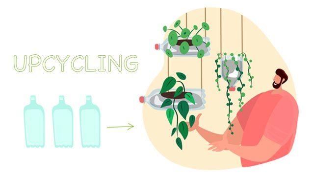 ¿Qué es el upcycling?
