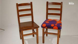 tapizar silla de madera