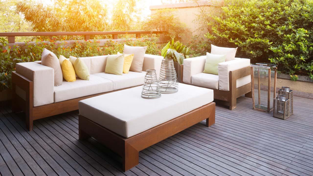 suelo para terraza de madera