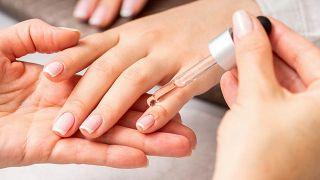 Uñas acrílicas, o cómo lucir una uñas largas y cuidadas - Aceite