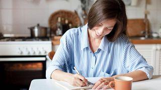 5 consejos para combatir el síndrome postvacacional - Hacer una lista de nuevos propósitos