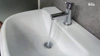 cómo cambiar un grifo de lavabo paso13