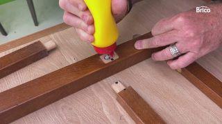 arreglar silla madera paso 4