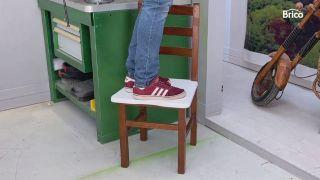 arreglar silla madera paso