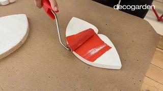 Cómo hacer un móvil decorativo de madera DIY - Paso 6