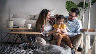 Consejos para el primer día de clase - Ambiente relajado en casa