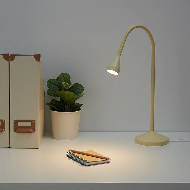 Flexo o lámpara de escritorio NÄVLINGE