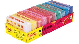 Materiales que no pueden faltar en la mochila: plastilina