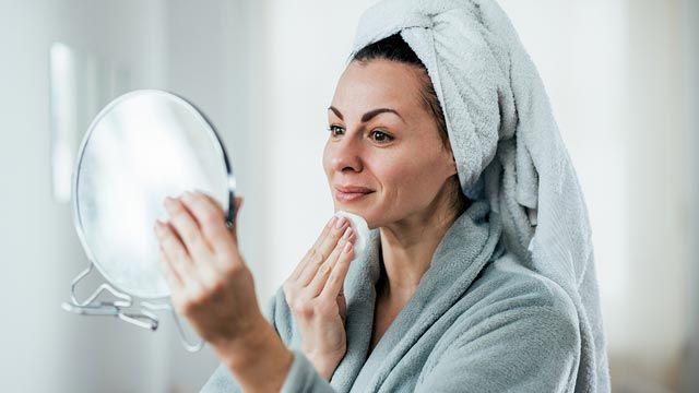 Mejores cuidados de la piel a los 50 años