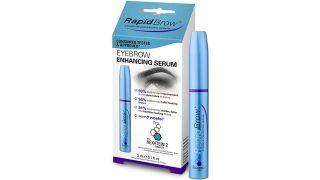 Mejores sérums para hacer crecer las cejas: Rapidbrow
