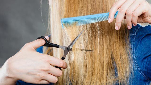 Sanear el cabello para que crezca fuerte y sano