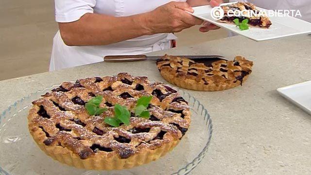 Tarta de arándanos americana (con masa quebrada casera): ¡la receta más fácil de Eva Arguiñano! - paso 6
