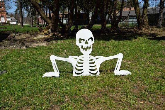 adornos halloween esqueleto halloween 2