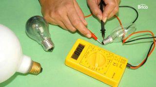 cómo usar un multímetro paso1