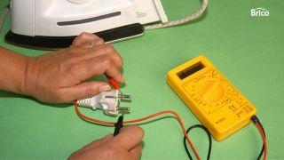 cómo usar un multímetro paso3