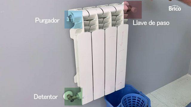 radiador no calienta