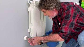 el radiador no calienta paso 9