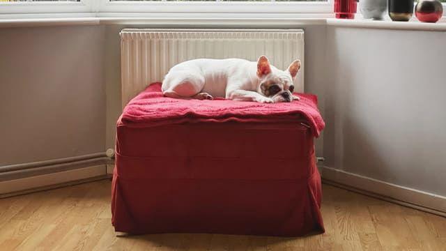 disimular radiadores con muebles