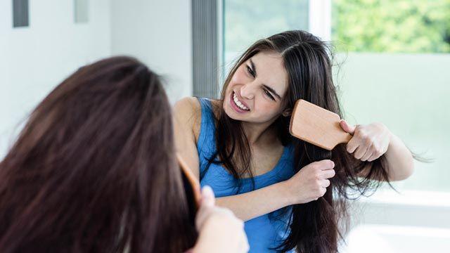 Los mejores trucos para eliminar el pelo encrespado