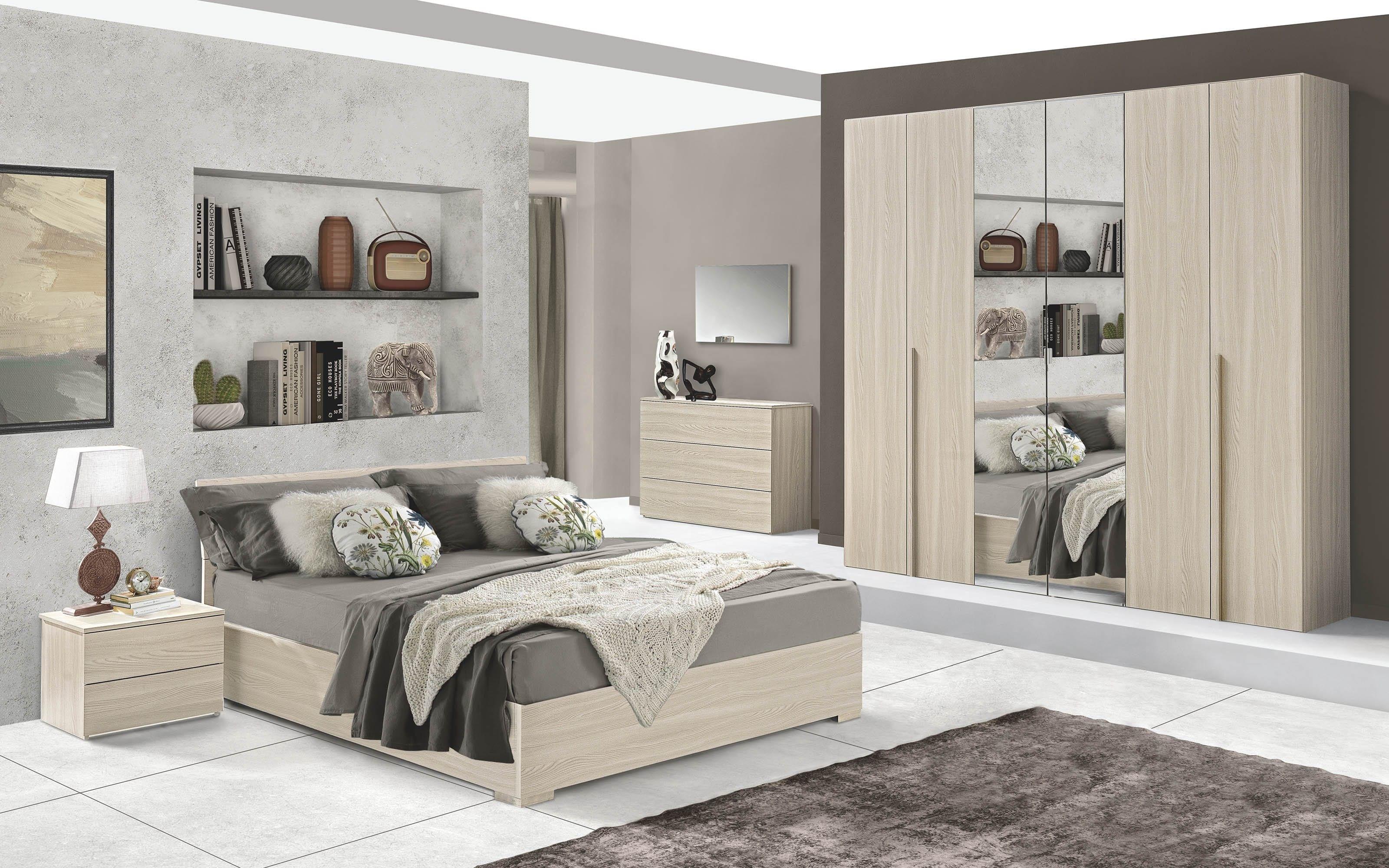 Dormitorio con muebles Donatella