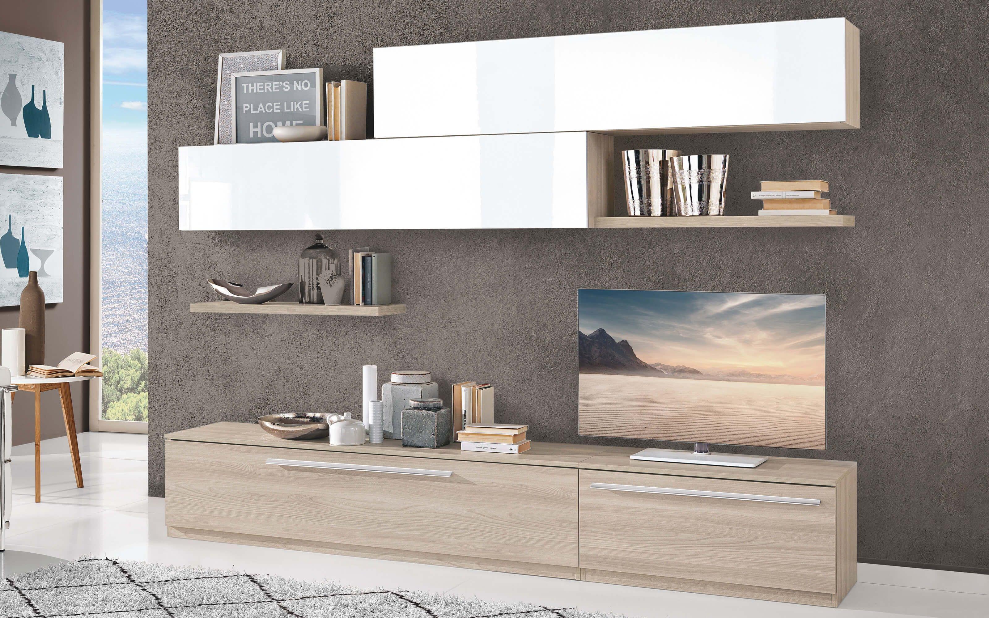 Mueble para salón Skema de Mondo Convenienza