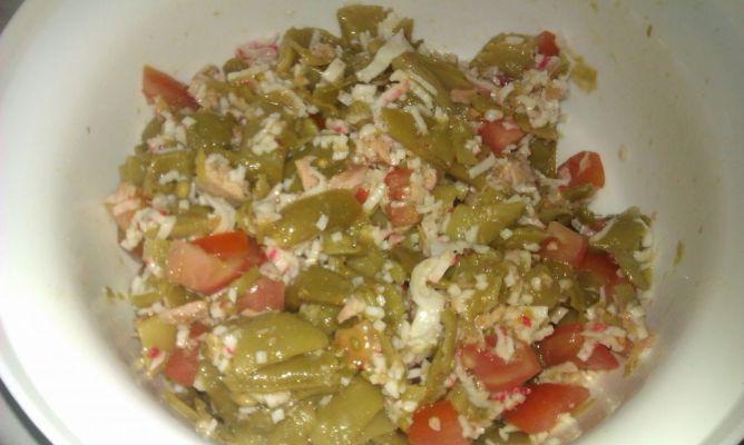 Ensalada de judias verdes en la comunidad de cocina - Ensalada de judias verdes arguinano ...