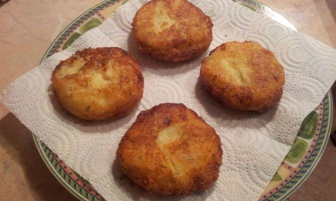 Albondigas de patatas en la comunidad de cocina - Albondigas de patata ...