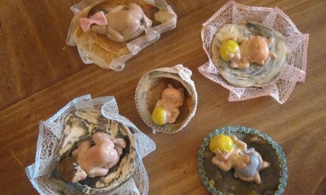 Beb s en pasta de modelar en la comunidad de manualidades - Pasta para modelar manualidades ...