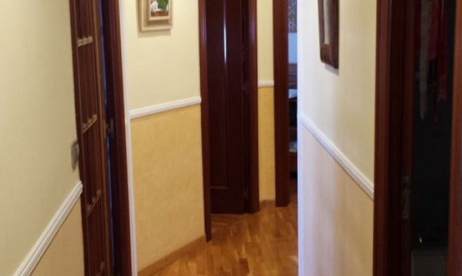 Pintar el pasillo de casa en 3 colores en la comunidad de - Como pintar el pasillo ...