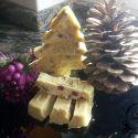 Receta de Turrón crujiente de chocolate blanco
