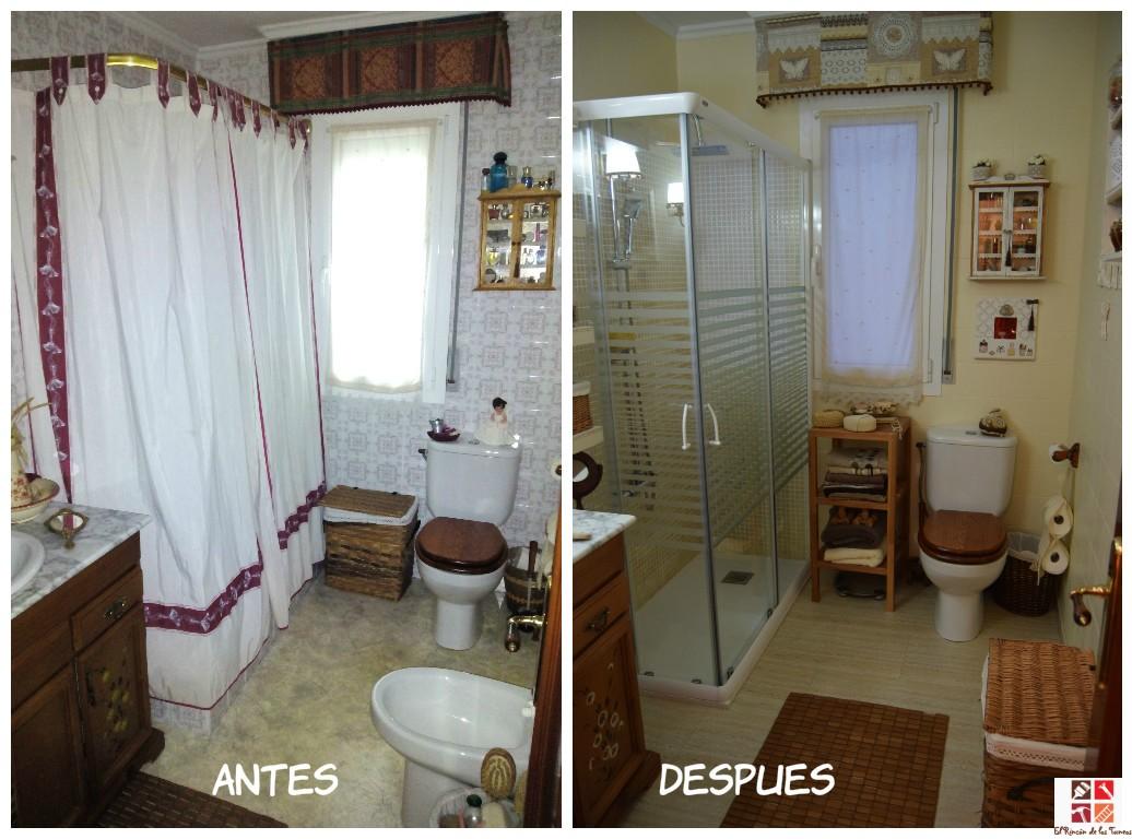 Cómo renovar un cuarto de baño sin obras en la Comunidad ...