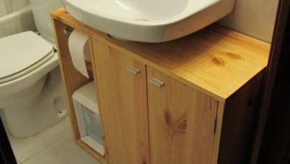 Mueble especiero en la comunidad de bricolaje - Mueble lavabo madera ...